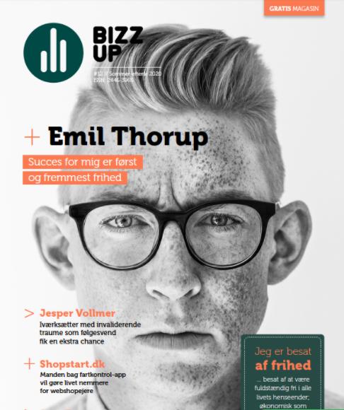 Emil Thorup og den ultimative jagt på frihed